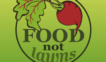 Food Not Lawns Moore