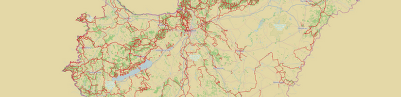 OpenStreetMap Hungary's cover image