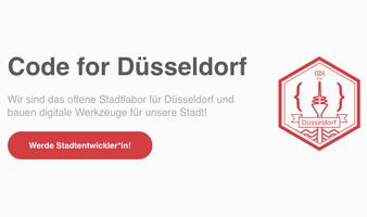 Offenes Treffen - Code for Düsseldorf